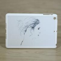 Coque iPad mini dessin