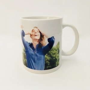 "Mug ""Des choses à se dire"""