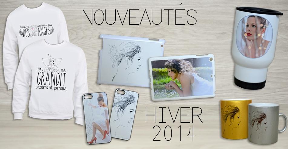 Nouvelle collection hiver 2014
